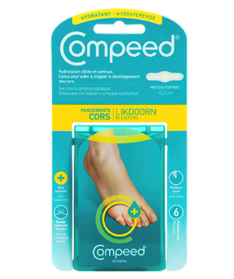 COMPEED® Likdoornpleisters Hydraterend